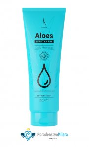DuoLife Beauty Care Aloes Daily Shampoo