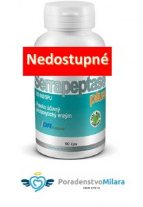 Serrapeptase plus kompava